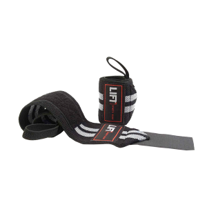 "LIFT Sports Gear S3 18"" Wraps Black White"